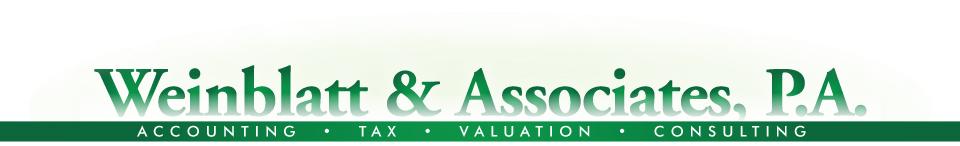Weinblatt & Associates, P.A.